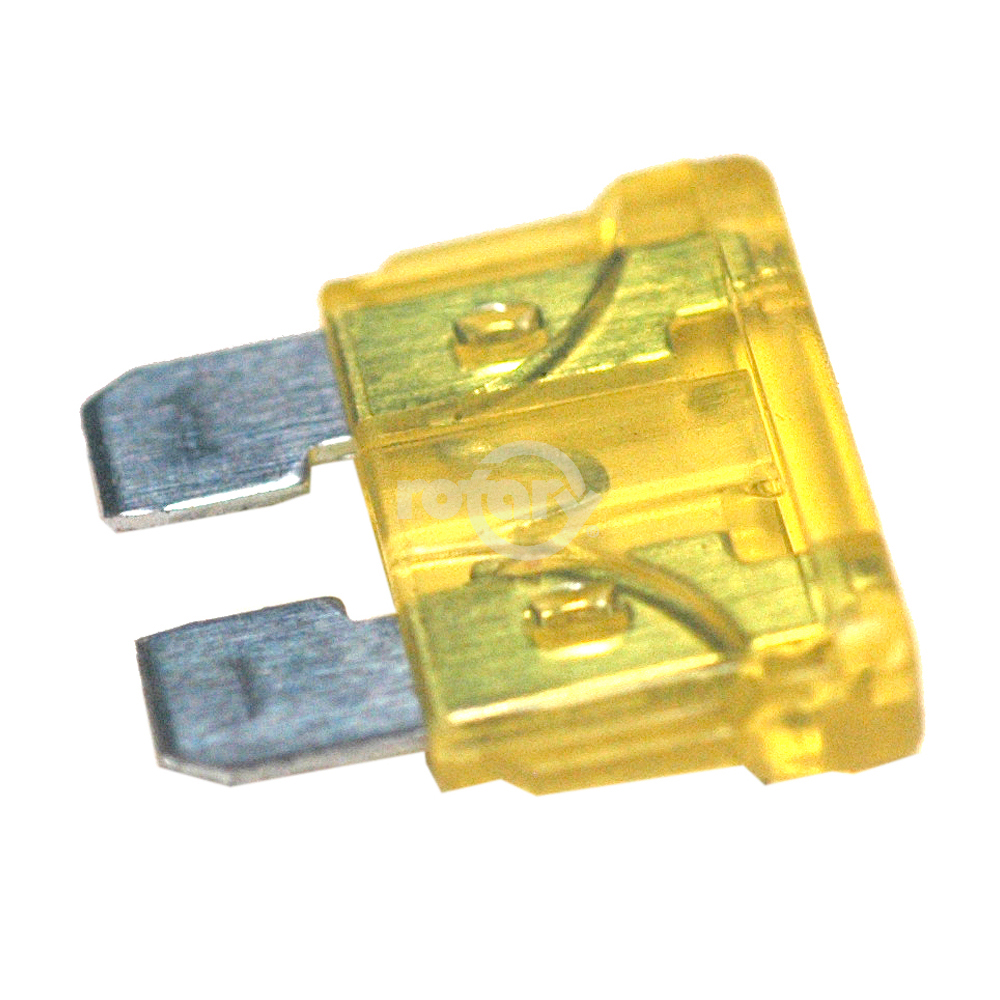 20 Amp yellow fuse