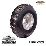 Genuine Dixie Chopper Tire 24 X 7-10, 4-Ply, Turf Boss V For Dixie Chopper Lawn Mowers / 400203