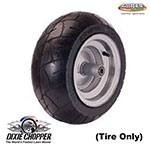 Genuine Dixie Chopper Front Tire 15 X 6 X 8 For Dixie Chopper 3360, 3372, Xc3356 & Others Lawn Mowers / 400234