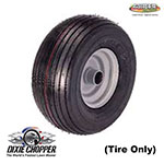 Genuine Dixie Chopper Oem 13.00 X 6.50 - 6 Front Tire For Dixie Chopper Lawn Mowers / 97165