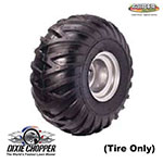97200 - Dixie Chopper Turf Boss Iii Tire 25x12x9 - Original Dixie Chopper Part!