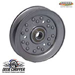 Genuine Dixie Chopper Oem V Idler Pulley For Dixie Chopper Diesel & Other Lawn Mowers / 97319