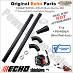 99944100010 - Echo Rain Gutter Cleaning Kit (Non Posi-Loc Tubes)