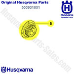 Husqvarna Replacement Pinion For Husqvarna 445, 450 Chainsaws & Others / 503931801