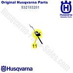Engine Brake Cable - 532183281