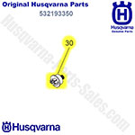 Genuine Husqvarna Oem Replacement Ignition Switch Husqvarna Lawn Mowers 193350 / 532193350