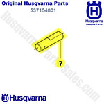 Husqvarna Replacement Pump Cylinder For Husqvarna 435, 440 Chainsaws & Others / 537154801
