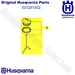 Genuine Husqvarna Oem Oil Tank Cap For Husqvarna 340, 345,350, 353 Chainsaws / 537281502