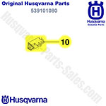 Genuine Husqvarna Oem Interlock Safety Switch For Husqvarna Gt Gth Lr Lt & Other Lawn Mowers 532109553 / 539101080