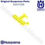 Genuine Husqvarna Oem Deck Belt For Husqvarna 460zx, Rz4623, Rz5424, Rz4619 & Others Lawn Mowers / 539117245