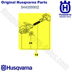 Husqvarna Replacement Start/Stop Control For Husqvarna 445, 450 Chainsaws & Others / 544359902