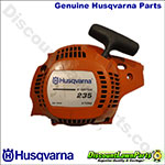 Husqvarna Replacement Starter Housing Complete Kit For Husqvarna 235, 236, 240, Chainsaws & Others / 545008024