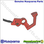 Genuine Husqvarna Switch Lever For 235e & 240 Chainsaws & Others / 545061701
