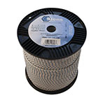 500' Solid Braid Starter Rope / #5 Solid Braid