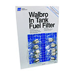 OEM Fuel Filter Display / Walbro 125-528D