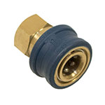 Quick Disconnect Coupler / 1/4 inch Quick Disconnect Coupler