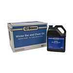 Winter Bar and Chain Oil / Case of 4 One Gallon Bottles