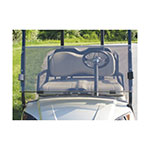 Clear Windshield / Yamaha G22