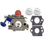 Zama Replacement Carburetor C1q-W31b For Poulan 28cc, Husqvarna 124 Hedge Trimmers & Others