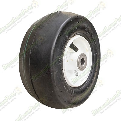 Wheel Assembly / 9x3.50-4 Smooth