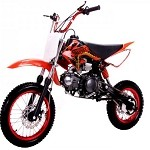 Qg 210 70cc Simi Auto Mini Dirt Bike