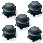 Stihl 4002-713-3017 (5 Pack) Aftermarket Trimmer Head Spools For Autocut 25-2