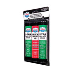Grease 3 Pack / 3 oz. Pack/1 Red and 2 X-tra