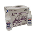Chain Lubricant / Case of 12 / 1 Quart Bottles