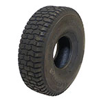 Tire / 11x4.00-4 Turf Saver 2 Ply