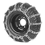 2 Link Tire Chain / 4.10x3.50-6 / 12x3.50-6 / 12.25x3.50-6