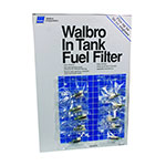 OEM Fuel Filter Display / Walbro 125-527D