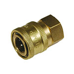 Quick Coupler Socket / 1/4 inch F-NPT Inlet
