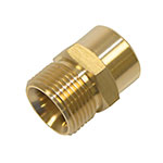 Fixed Coupler Plug / 3/8 inch Female Inlet
