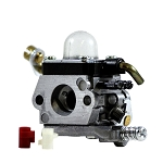 Zama Replacement Carburetor With Limit Caps C1u-K81b For Echo Srm 251s String Trimmer