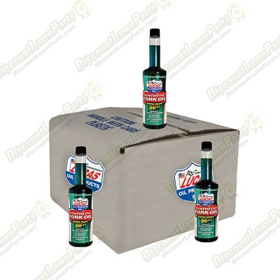 Fork Oil 20 Wt / Case Of 12 Btls/16 Oz