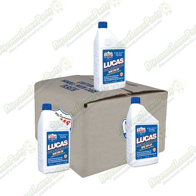 SAE 5W-20 Motor Oil / Case Of 6 Btls/1 Quart