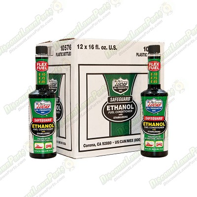 Ethanol Fuel Cond. / Case Of 12, 16 oz. Bottles