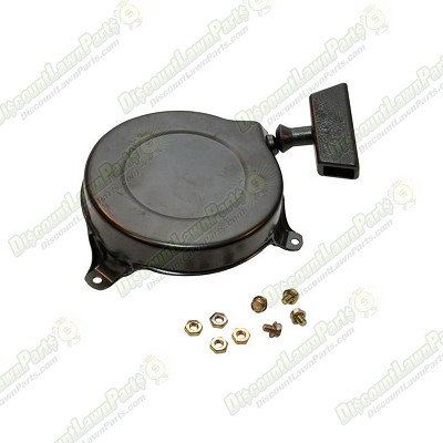 Recoil Starter Assembly / Briggs & Stratton 499706