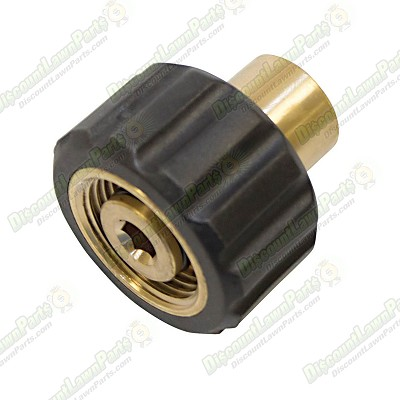 Twist-Fast Coupler / 1/4 inch Female Inlet